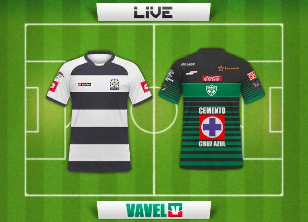 Resultado Altamira - Zacatepec en el Ascenso MX 2015 (1-0)
