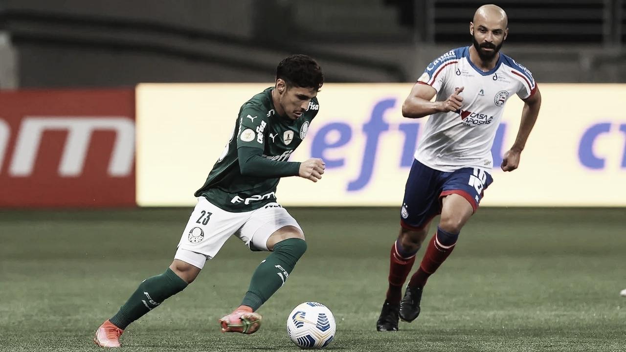Melhores momentos para Bahia 0x0 Palmeiras pelo Campeonato Brasileiro