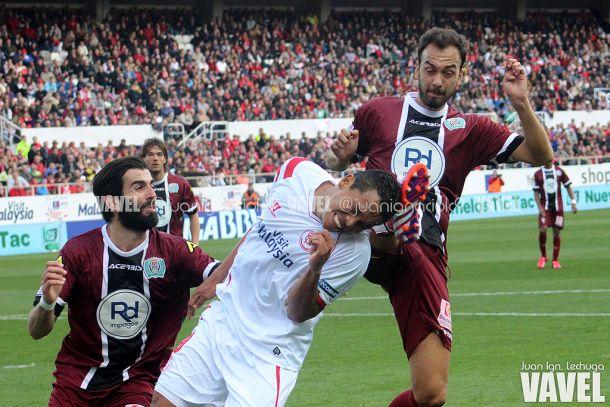 Puntuaciones del Córdoba Club de Fútbol 2014-2015: defensa