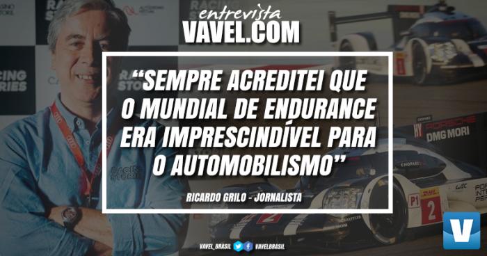 VAVEL entrevista: Ricardo Grilo, jornalista português sobre o Mundial de Endurance