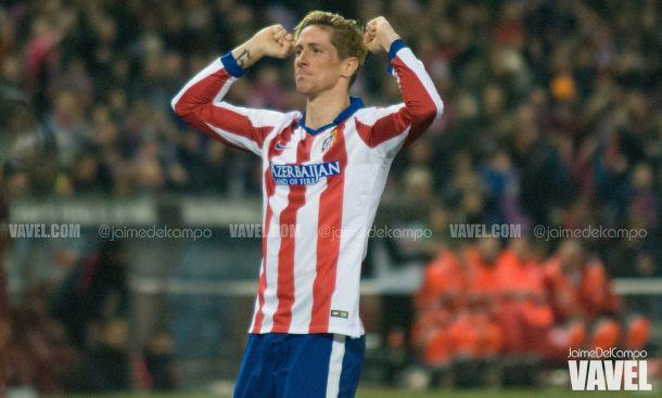 Fernando Torres, el abrelatas del Atlético de Madrid