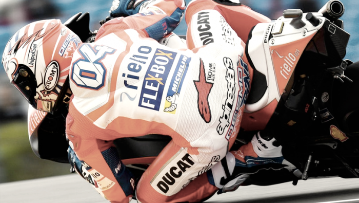 MotoGP, Dovizioso super nelle FP2 a Brno, male le Yamaha