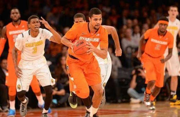 California Dominates Syracuse In 2K Classic 73-59