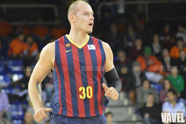 Maciej Lampe sufre una rotura fibrilar en el gemelo