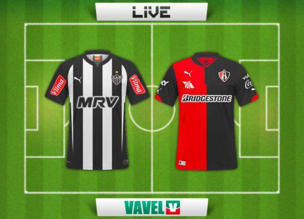 Resultado Atlético Mineiro - Atlas en Copa Libertadores 2015 (0-1)
