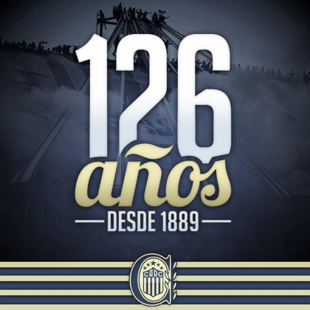 ¡Felices 126 años Rosario Central!