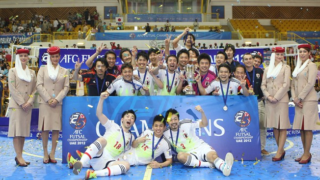 Definidas las 24 selecciones que irán a Tailandia 2012