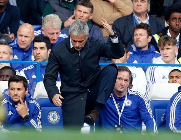 El Chelsea entra en barrena
