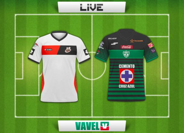 Resultado Alebrijes - Zacatepec en la Copa MX 2015 (1-2)