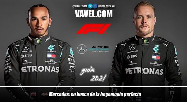 Guía VAVEL F1 2021: Mercedes, en busca de la hegemonía perfecta