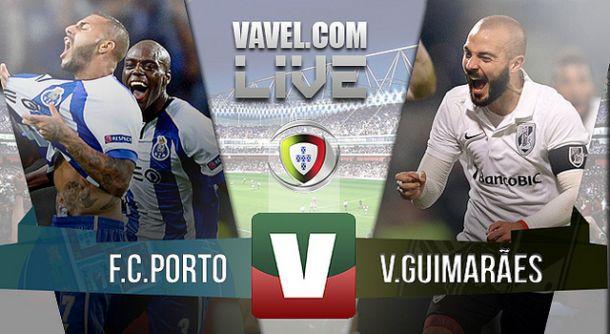 FC Porto x Guimarães    na Liga NOS (1-0)