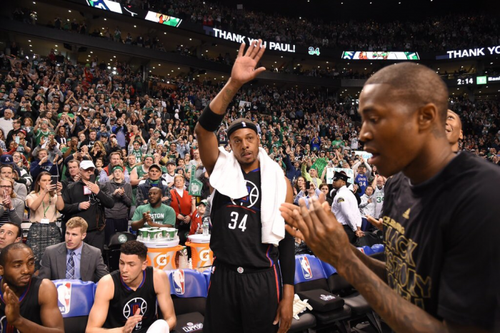 NBA - Tributo a Paul Pierce, ma i Celtics superano i Clippers (107-102)