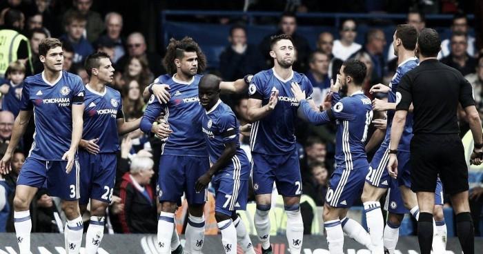 Chelsea, che schiaffo all'Arsenal. Campionato già finito?