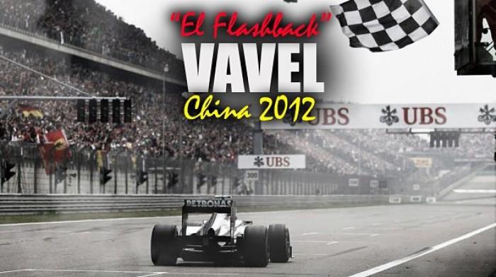 Flashback China 2012: El día que nació un campeón