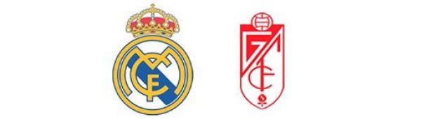 Live Real Madrid - Grenade, le match en direct