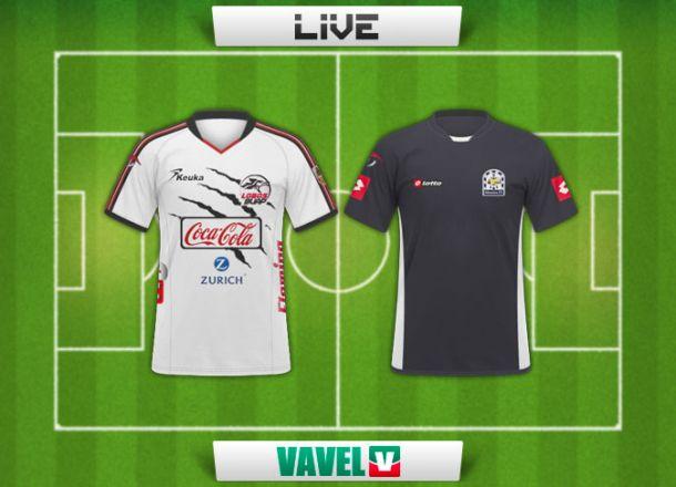 Resultado Lobos BUAP - Altamira en Ascenso MX 2015 (1-1)