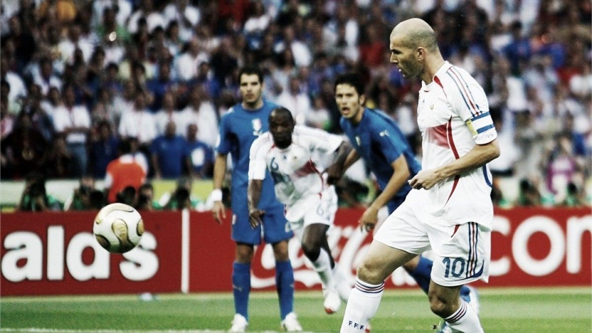 Italia - Francia: la final del Mundial Alemania 2006