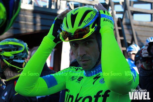 """Alberto Contador: """"Está todo controlado"""""""