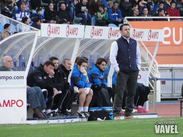 """Sergio González: """"Es un orgullo estar en esta posición"""""""