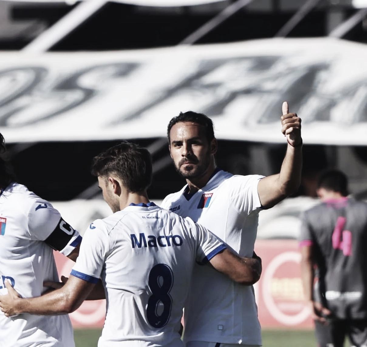 Tigre goleó a Gimnasia en Mendoza y sigue firme en la lucha por el ascenso