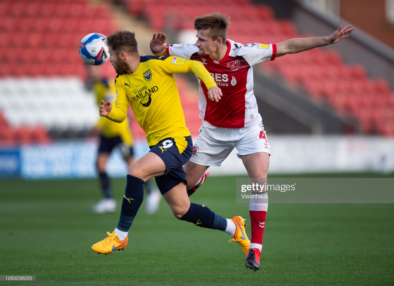 Oxford United vs Fleetwood Town preview: How to watch, kick-off time, team news, predicted lineups and ones to watch