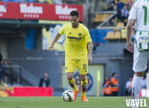 """Víctor Ruiz: """"Estamos haciendo una buena temporada"""""""