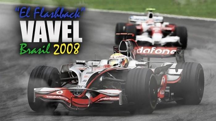 Flashback Brasil 2008: La última curva que dio el mundial