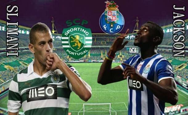 Sporting x Porto: focos de interesse