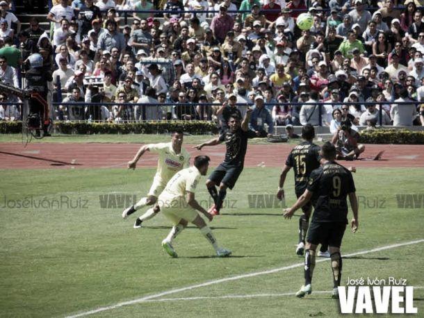 Fotos e imágenes del Pumas 0-1 América de la séptima jornada del Clausura 2015