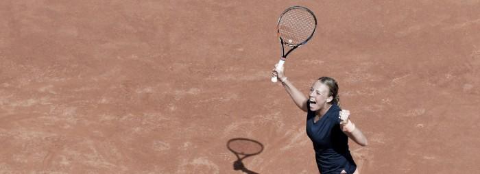Kerber e Cibulkova caem na estreia; Halep e Pliskova avançam Roma