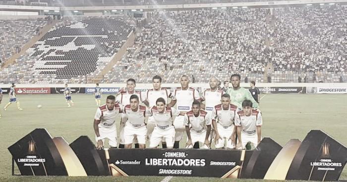 Universitario-Deportivo Capiatá: Puntuaciones Universitario por la Copa Libertadores