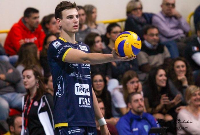 Volley M - La Lube vince la Regular Season. La Diatec Trentino fa suo il match contro Modena