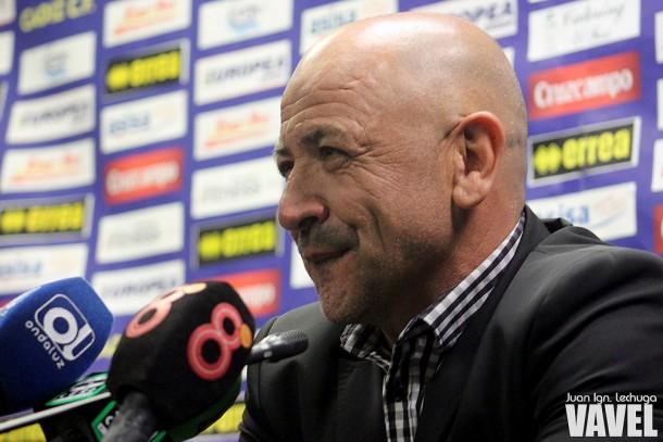 """Claudio Barragán: """"Al equipo no se le puede reprochar nada"""""""