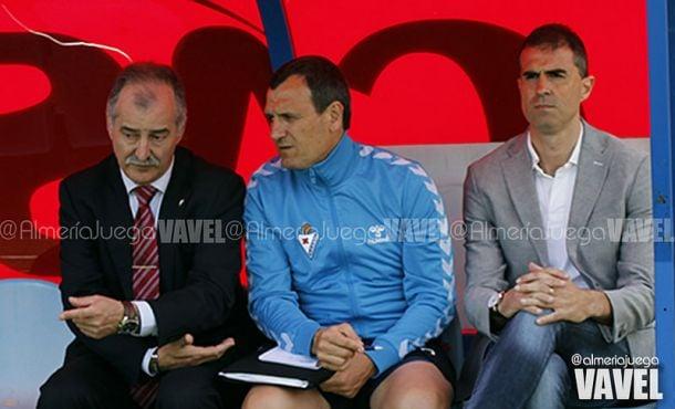 El Eibar anuncia el despido de Garitano