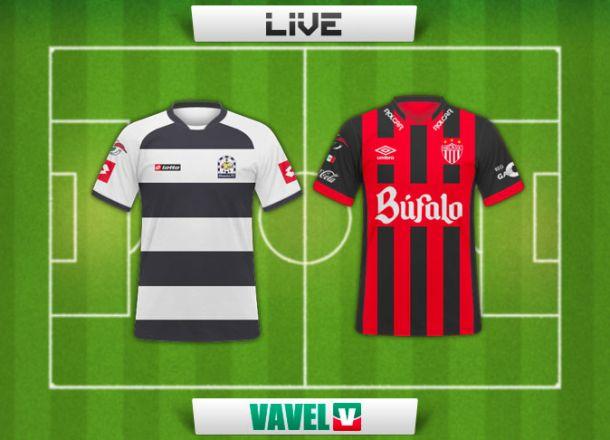 Resultado Estudiantes Altamira - Necaxa en Ascenso MX 2015 (2-0)