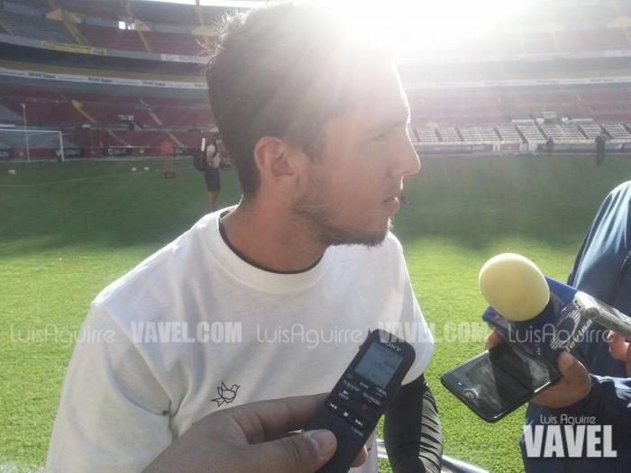 Javier Salas se alista para ganar el clásico tapatío