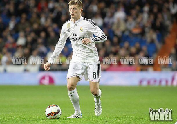 """Kroos: """"En el Madrid es importante que tengamos el equilibrio adecuado"""""""
