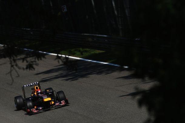 Monza - EL2 : Vettel à toute allure
