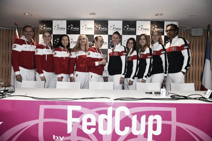Fed Cup world group preview: Switzerland vs France
