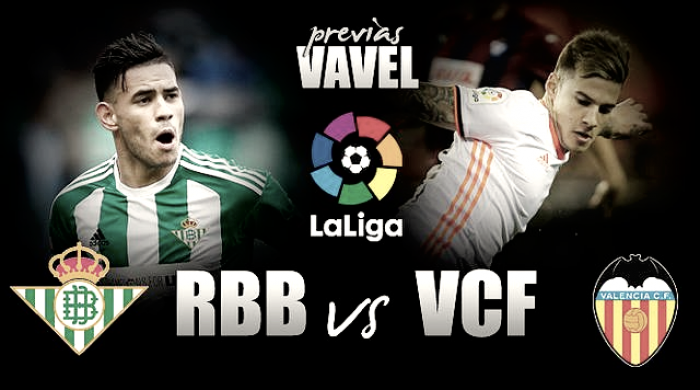 Real Betis - Valencia: como en casa en ningún sitio