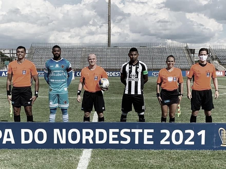 Treze supera Botafogo no Clássico Tradição e mantém chances de classificação às quartas de final