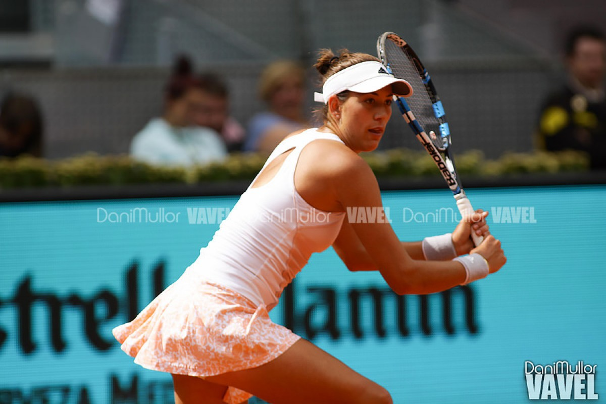 WTA Monterrey, Muguruza in finale