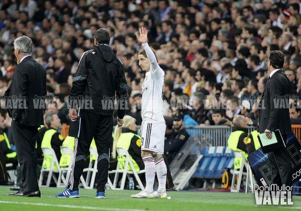 """Modric: """"En el Madrid es dónde más a gusto me he encontrado"""""""
