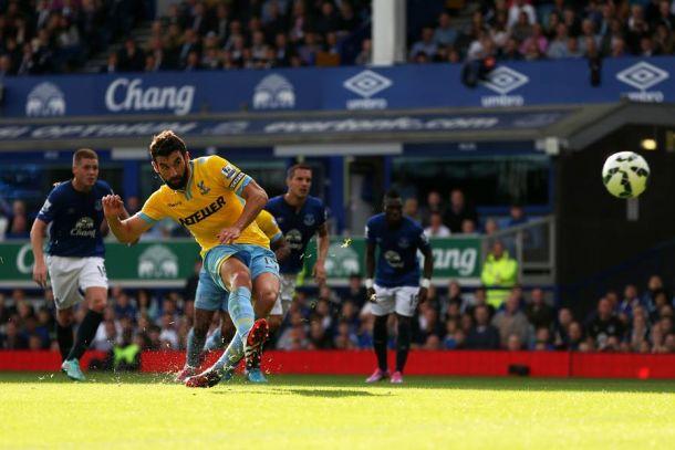 Il Crystal Palace si conferma la bestia nera dell'Everton