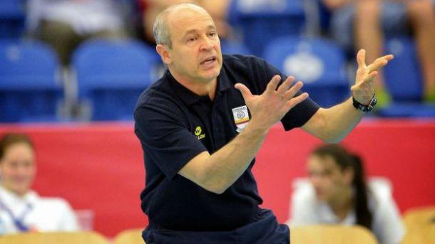 Mauro Marasciulo, el nuevo entrenador de la Selección Peruana de Voleibol