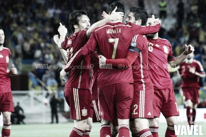 Spagna: Liechtenstein primo avversario, partenza in discesa per Lopetegui