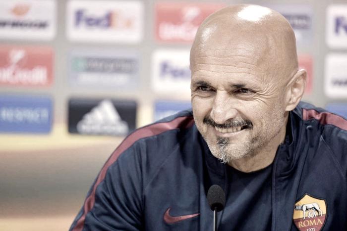 """Luciano Spalletti: """"Preferiría al Villareal más adelante"""""""
