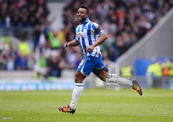 Sunderland sign Brighton & Hove Albion winger Kazenga LuaLua on free transfer