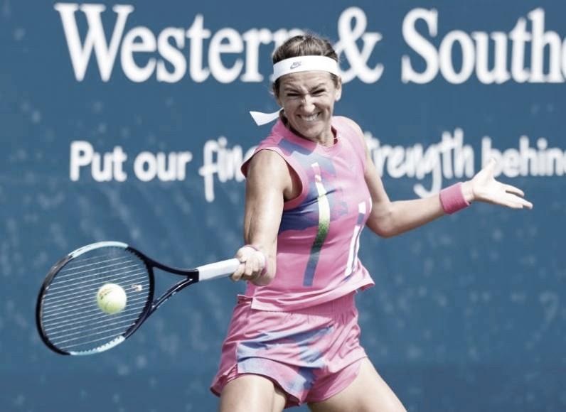 Victoria Azarenka ya está en las semifinales del US Open
