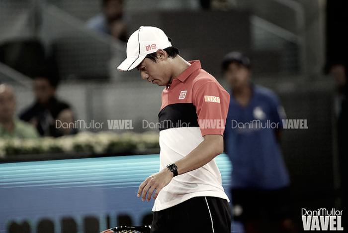 Kei Nishikori abandona el Godó por lesión